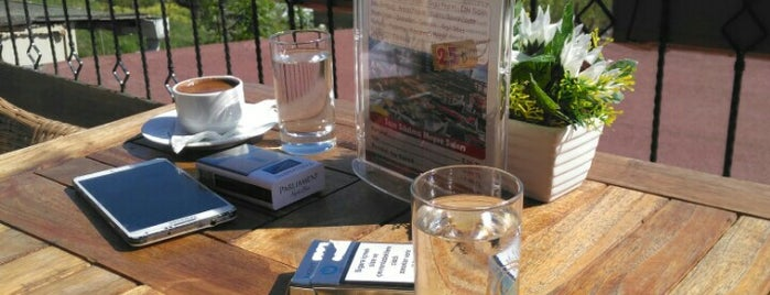 Rumeli Cafe Garden is one of Bilgeさんのお気に入りスポット.