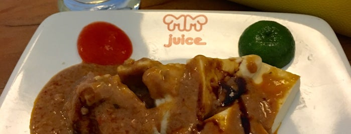 MM Juice & Restaurant is one of Lugares favoritos de Safira.