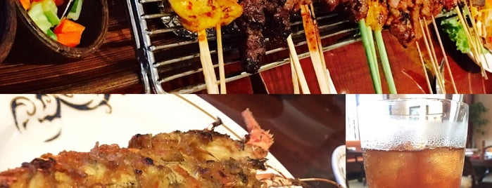 Harum Manis Indonesian Restaurant is one of Lugares favoritos de Safira.