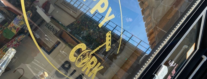 Happy Cork is one of 200 Black-Owned Restaurants in NYC.
