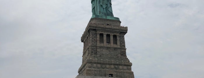 Statue of Liberty Museum is one of USA NYC MAN FiDi.
