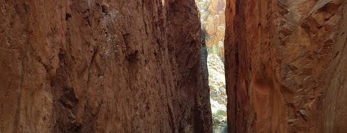 Standley Gap is one of Australia - Must do.