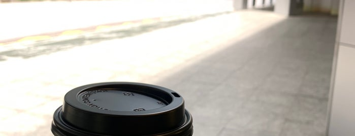 Mellower Coffee is one of Singapore.