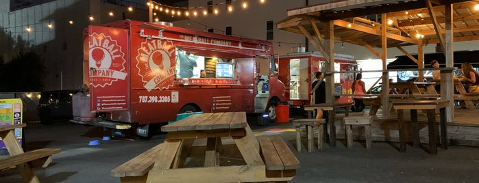 Miramar Food Truck Park is one of Puerto Rico.