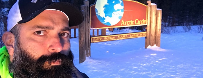 Arctic Circle is one of Orte, die Tarzan gefallen.