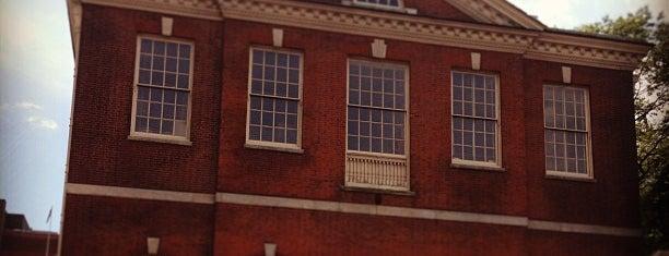 Old City Hall is one of Philadelphia.