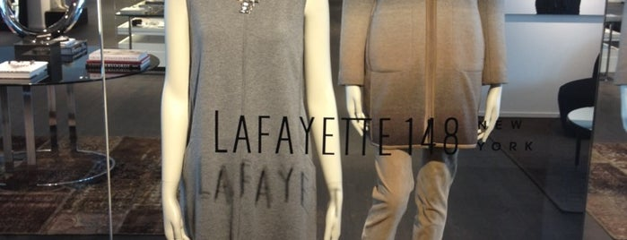 Lafayette 148 New York is one of NYC.