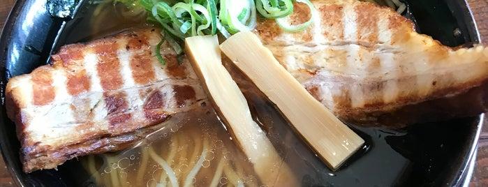 麺屋りょうま本堂 is one of 拉麺マップ.