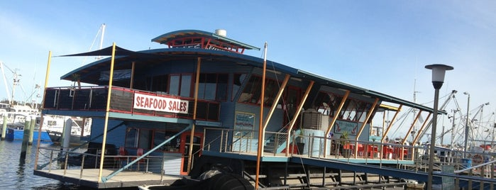Ferrymans Seafood Cafe is one of Visit Victoria.