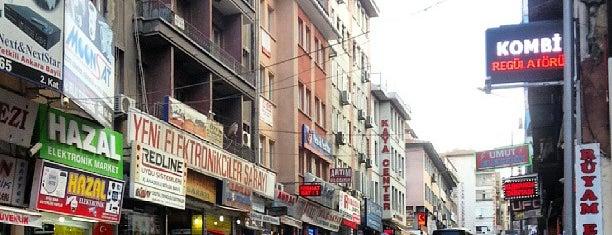 Konya Sokak is one of Ankara - Altındağ & Mamak.