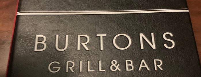 Burtons Grill & Bar of Charlotte is one of Locais curtidos por Harbinger.
