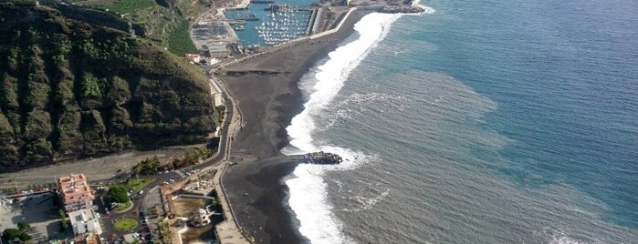 Playa de Tazacorte is one of La Palma, Spain.