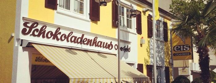 Eis Oberfeld is one of Martin 님이 좋아한 장소.