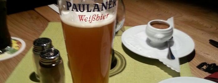 Paulaner's im Wehrschloss is one of Bremen.