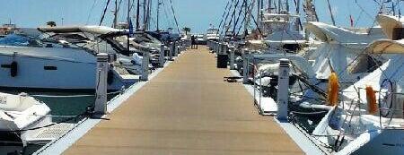Port de Santa Eulària des Riu is one of Posti che sono piaciuti a 9aq3obeya.