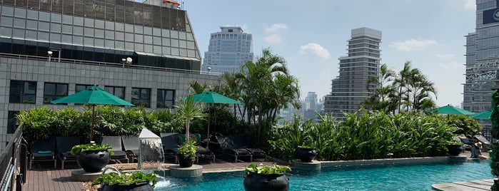 Banyan Tree Spa is one of Bangkok+.