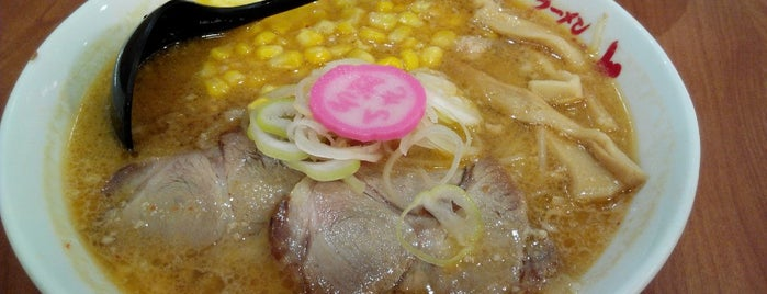 Ramen Sanpachi 八八八拉麵 is one of My 3rd to-eat list.