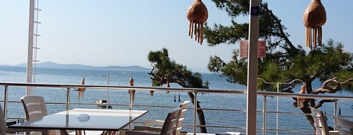 Günbatımı Restaurant is one of Tempat yang Disukai hndn_k.