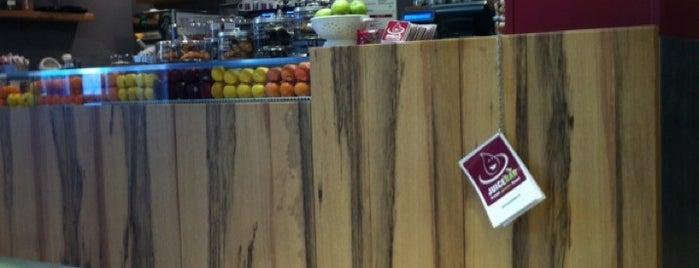 Juice Bar is one of Mangiare vegan a Monza, in Brianza e oltre.