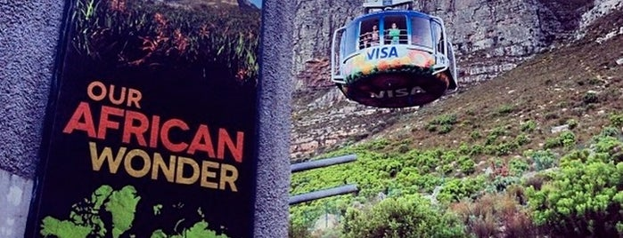 Table Mountain Aerial Cableway is one of Cape Town: A week in the Mother City!.