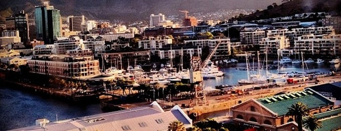 Flughafen Kapstadt (CPT) is one of Cape Town: A week in the Mother City!.