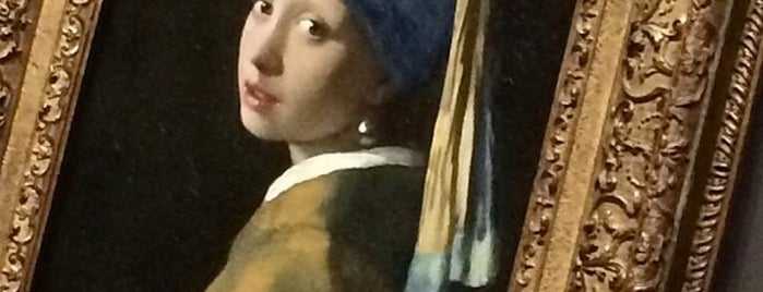 The Frick Collection's Vermeer, Rembrandt, and Hals: Masterpieces of Dutch Painting from the Mauritshuis is one of NY.