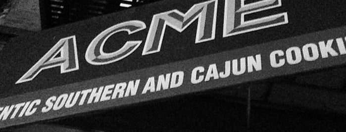 ACME is one of NYC: Favorite restaurants & brunch spots!.
