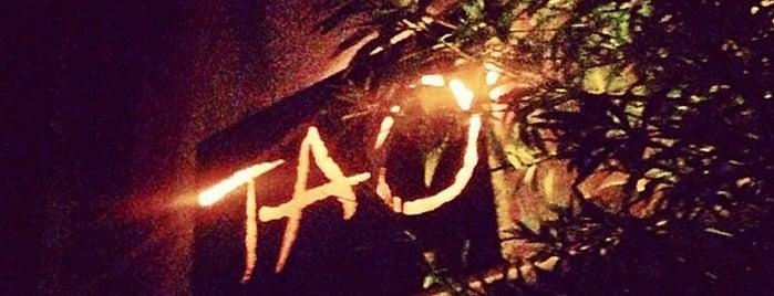 Chez Tao is one of mary : понравившиеся места.