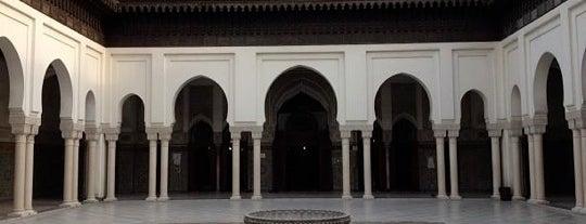 Hammam de la Mosquée de Paris is one of j'ai été.