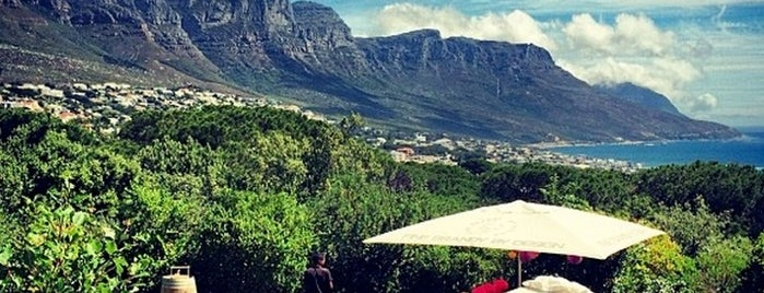 The Roundhouse is one of Cape Town: A week in the Mother City!.