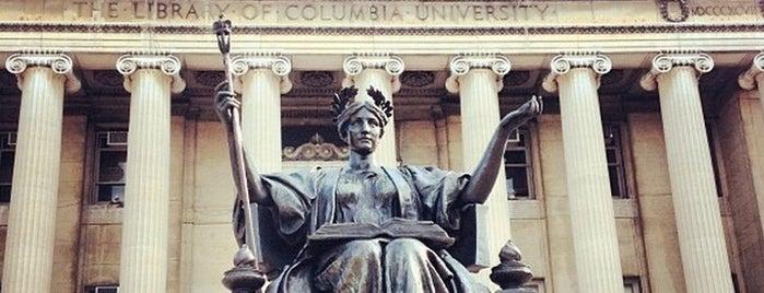 Universidade Columbia is one of Lugares donde estuve en el exterior.