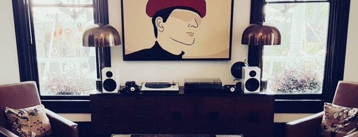 Spotify Lounge SxSw is one of Spotify spots  #lifeatSpotify.