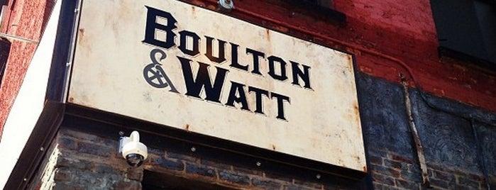 Boulton & Watt is one of NYC: Favorite restaurants & brunch spots!.