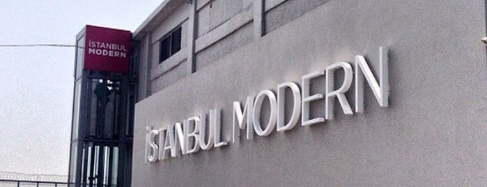 İstanbul Modern is one of Istanbul: A week in the Pearl of Bosphorus.