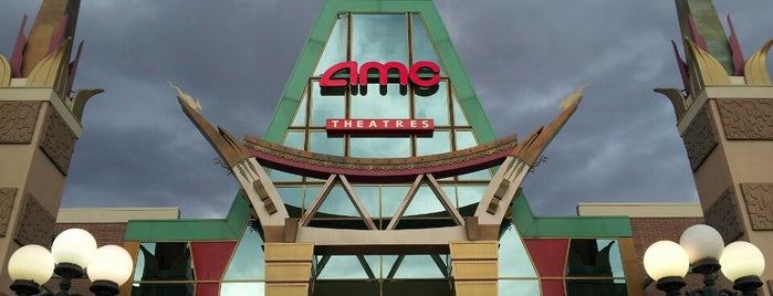 AMC Arapahoe Crossing 16 is one of Tempat yang Disukai Leroy.