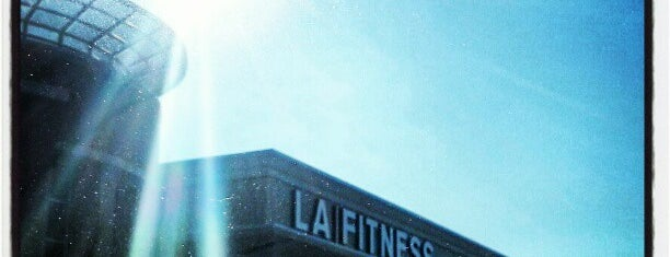 LA Fitness is one of Frequent.