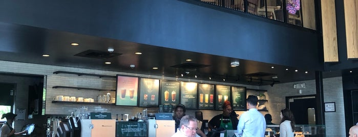 Starbucks is one of Good Places to Work From in Charlotte.