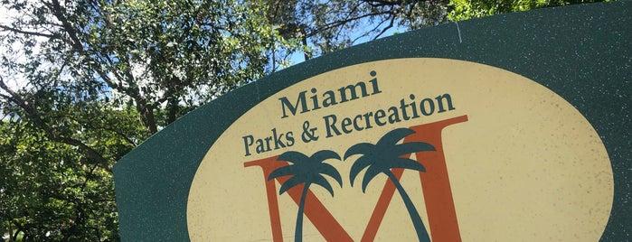Oakland Grove Mini Park is one of El Portal, Little River, Miami Shores.