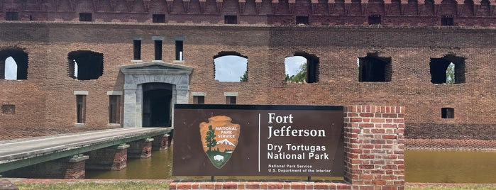 Dry Tortugas National Park is one of 2019.