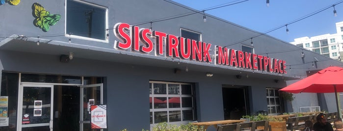 Sistrunk Marketplace is one of Ft lauderdale resto.