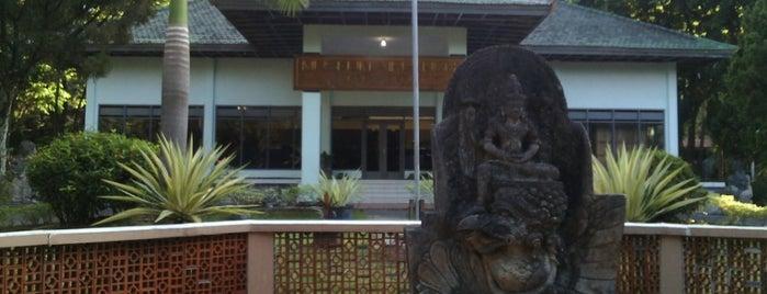 Museum Airlangga is one of Museum In Indonesia.