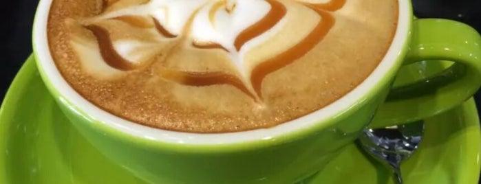 St. Presso Coffee is one of Locais curtidos por vc.
