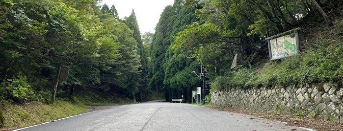 花脊峠 is one of 超す峠 (my favorite passes).