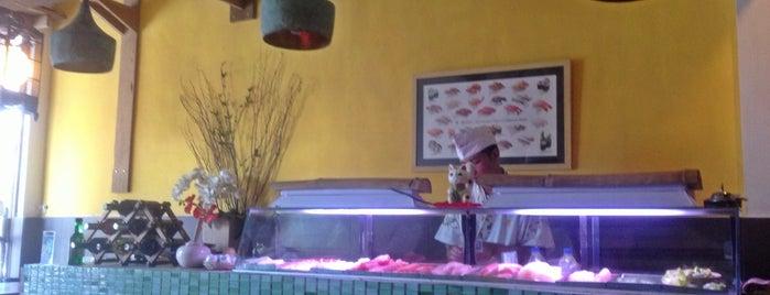 Kunti III Sushi Bar is one of Posti salvati di Yury.