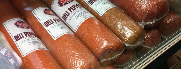 Jersey Mike's Subs is one of Hifi Lunch Eats - ATL edition.