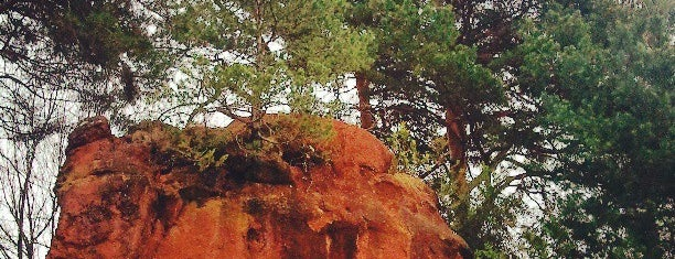 Красные камни is one of Кавказ.