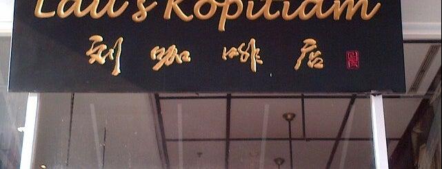 Lau's Kopitiam is one of COFFEE SHOP.