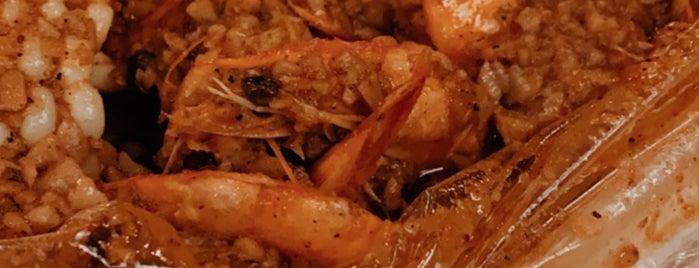 Shrimp Nation is one of Queen'in Kaydettiği Mekanlar.