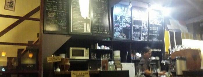 Kaffe Caffe is one of Liez'in Beğendiği Mekanlar.