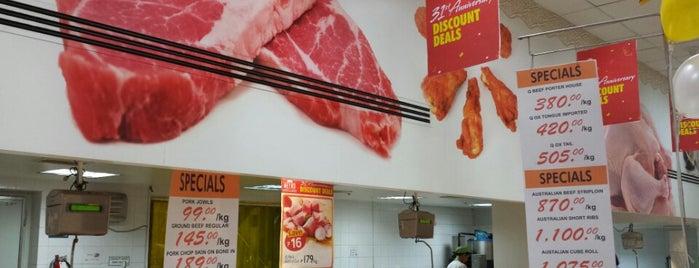 Metro Supermarket is one of 冰淇淋'ın Beğendiği Mekanlar.